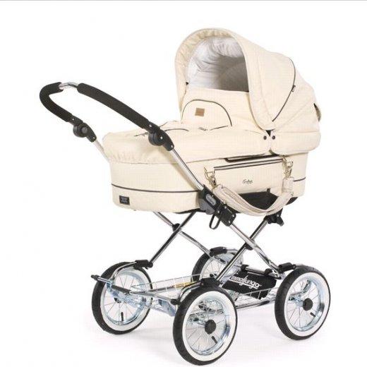 Модели детских колясок